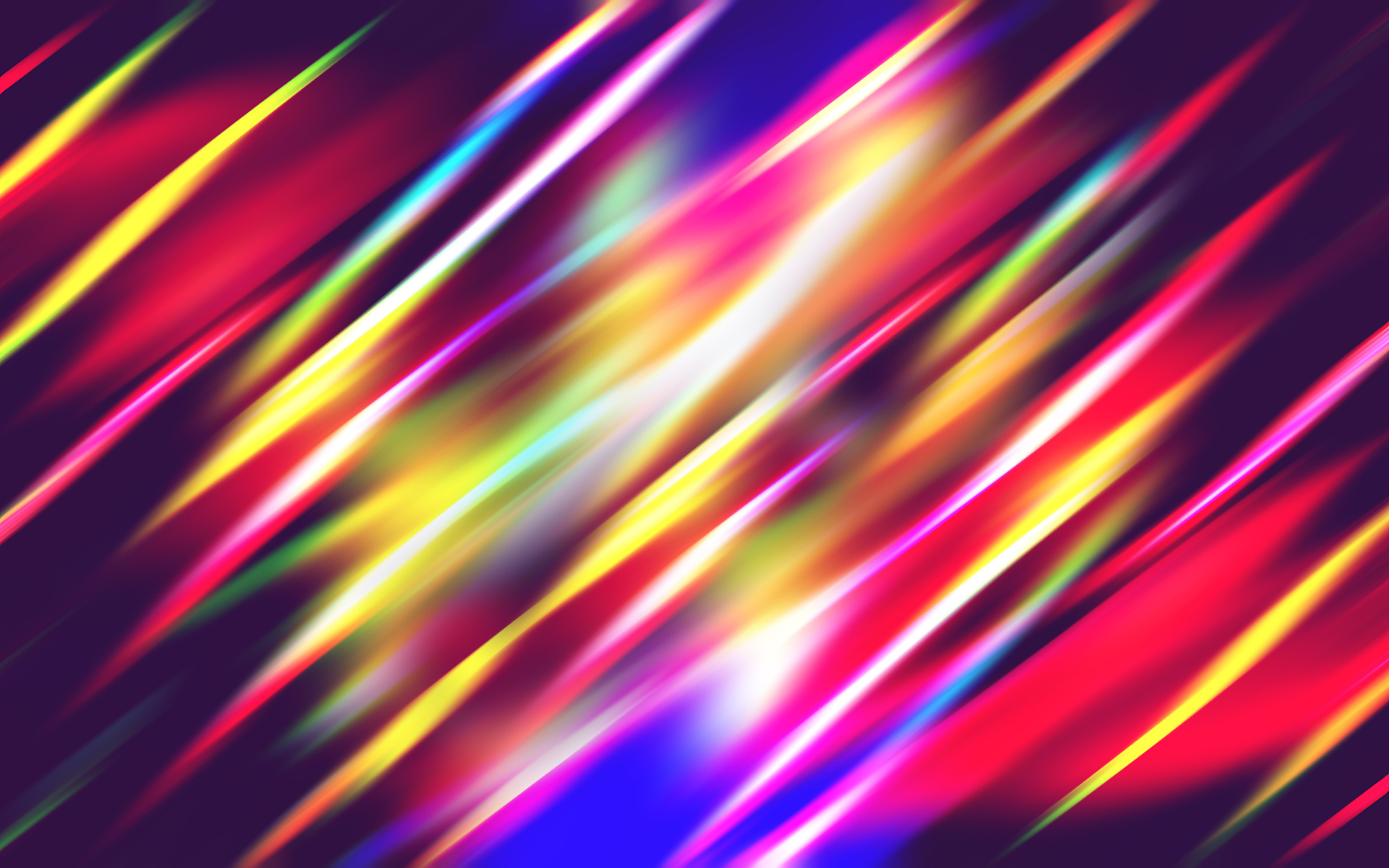 abstract colors bright chrome neon shine lights music