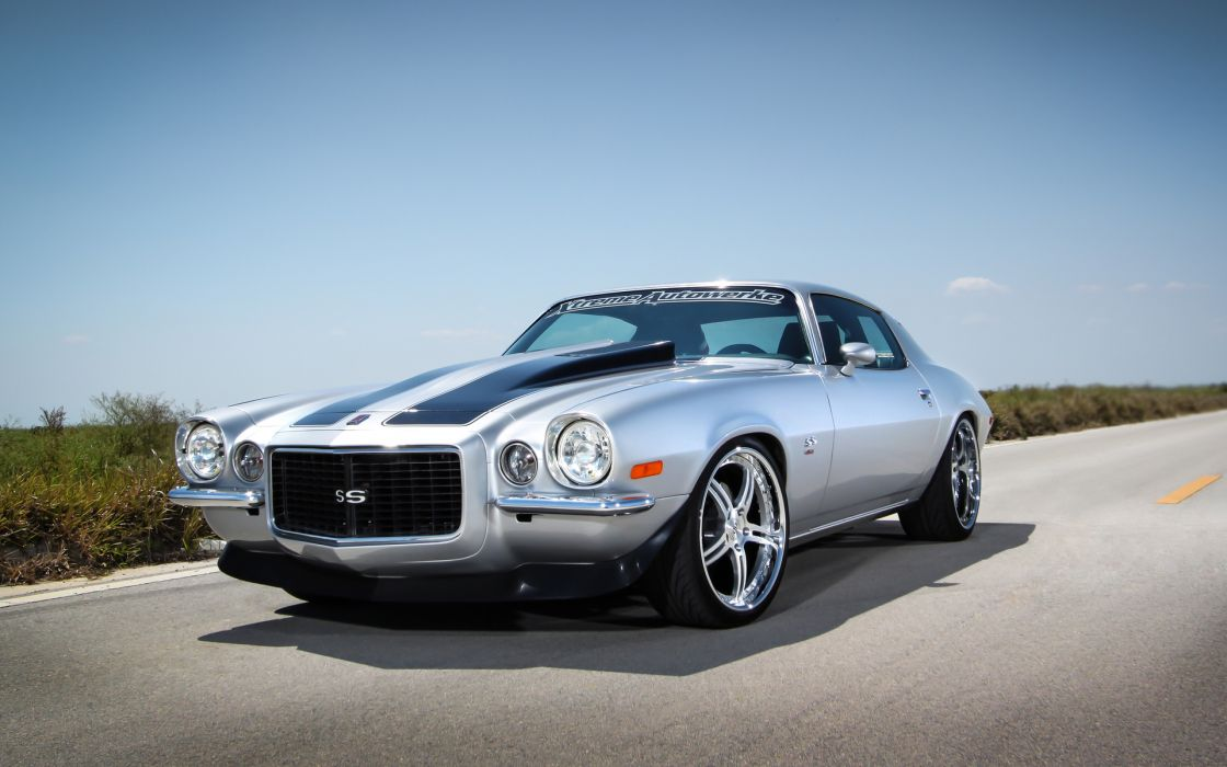 vehicles cars chevy chevrolet camaro muscle hot rod custom tuning wheels rims ss wallpaper