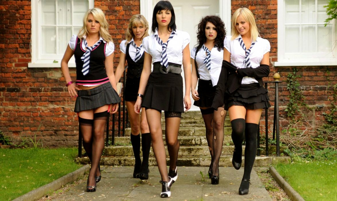 st mackenzies magazine Candice Collyer Headmistress Mackenzie school uniforms porn adult women females girls babes models sexy sensual style legs boobs cleavage stockings brunettes blondes face eyes lips wallpaper