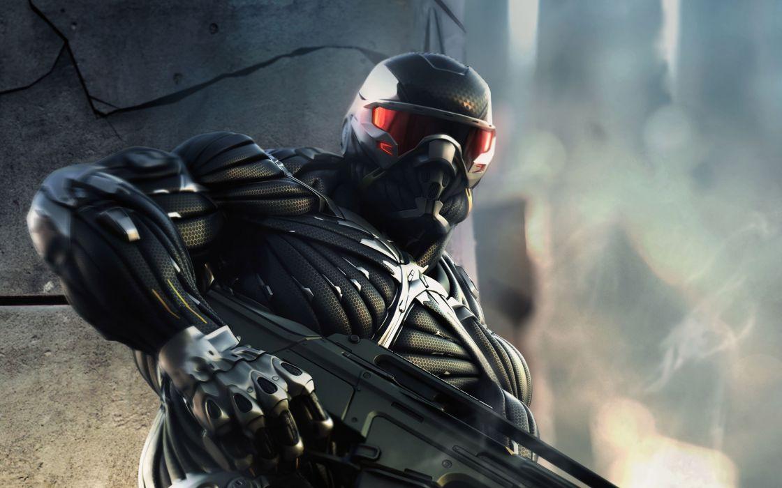 Crysis 2 Crytek Electronic Arts series sci fi science