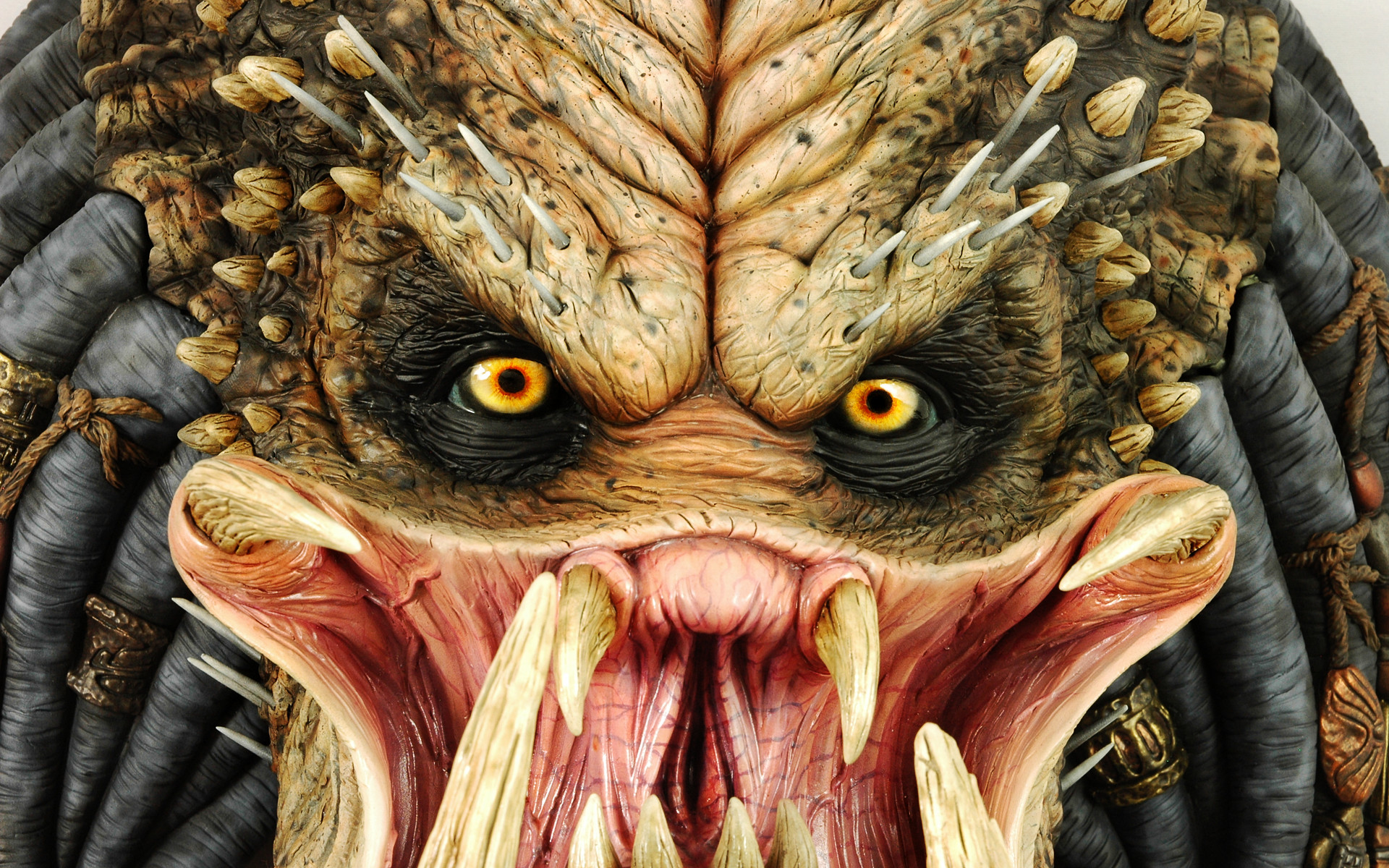 Predator movies games aliens sci fi science fiction ugly - Ugly face wallpaper ...