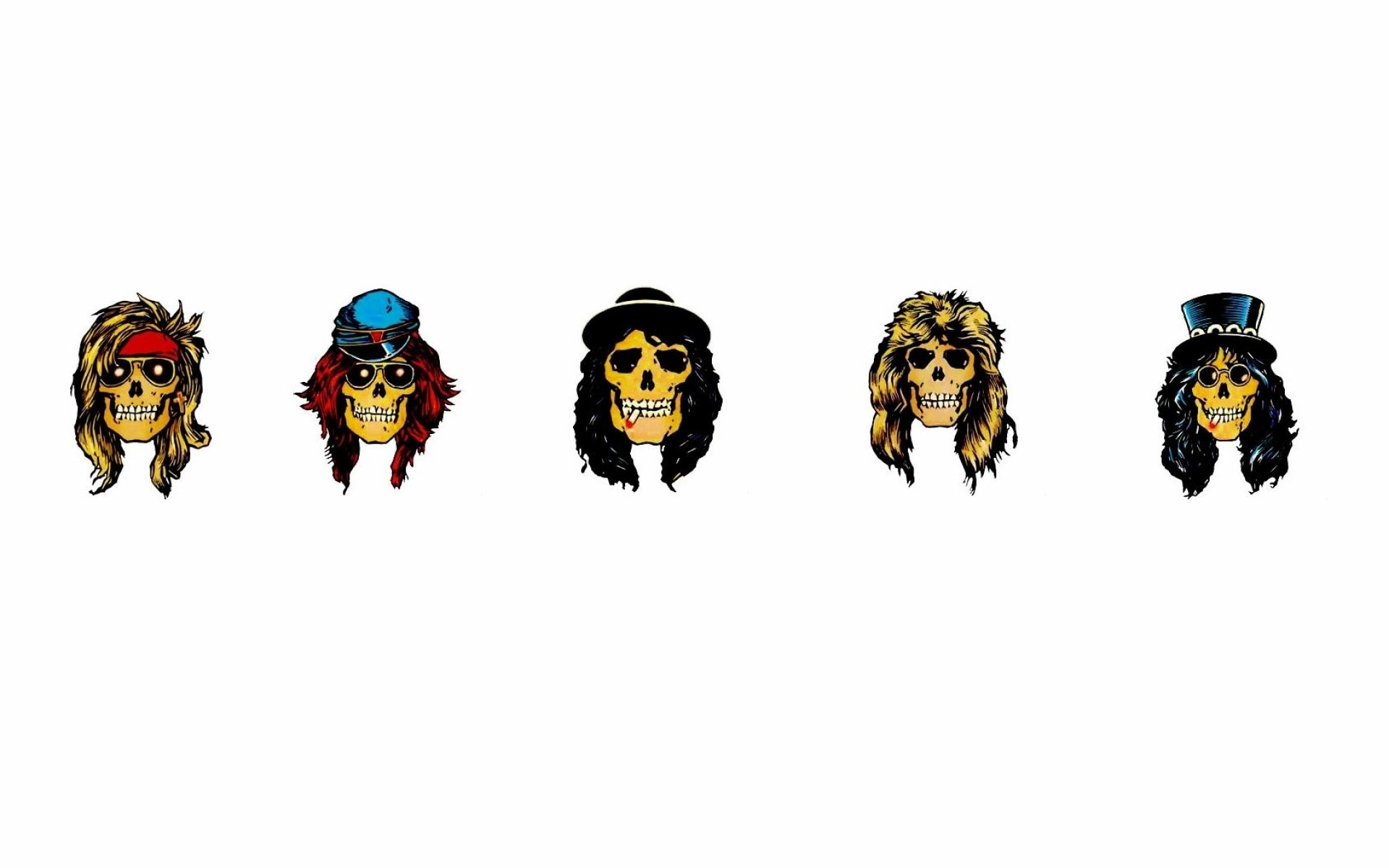 Guns N' Roses* Guns'N'Roses - Appetite For Destruction