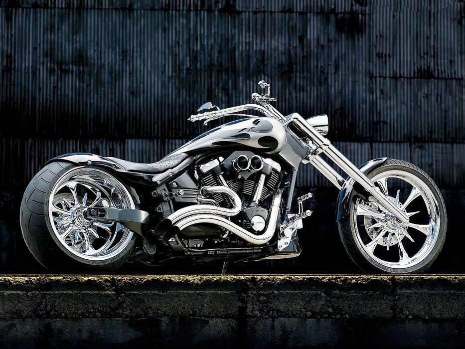 chopper custom vehicles motorcycles motorbike bikes wheels chrome stance tuning wallpaper