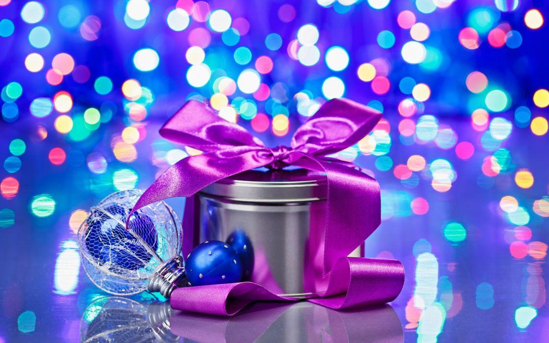 holidays new year christmas birthday seasonal lights sparkle color wallpaper
