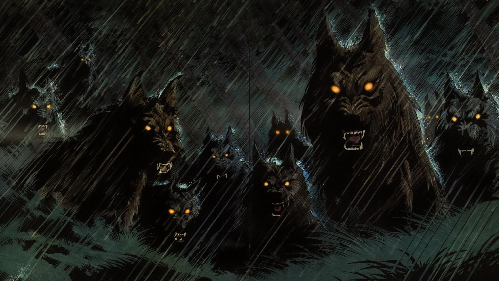 evil fantasy