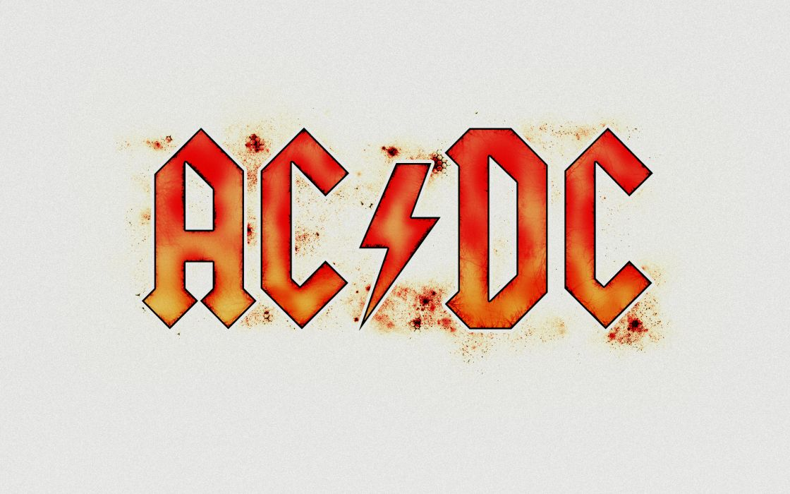 AC/DC ac dc acdc heavy metal hard rock classic bands groups entertainment logo album covers wallpaper
