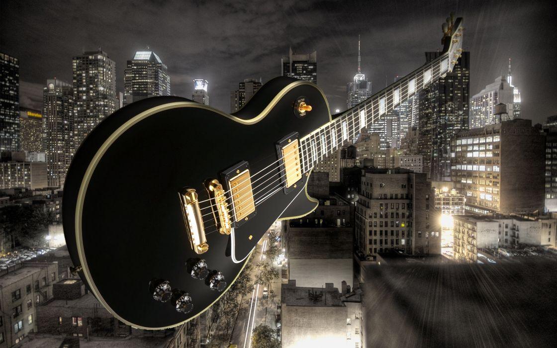 entertainment music guitars strings musical instruments wallpaper
