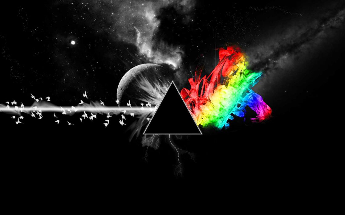Pink Floyd hard rock classic retro bands groups album covers logo wallpaper