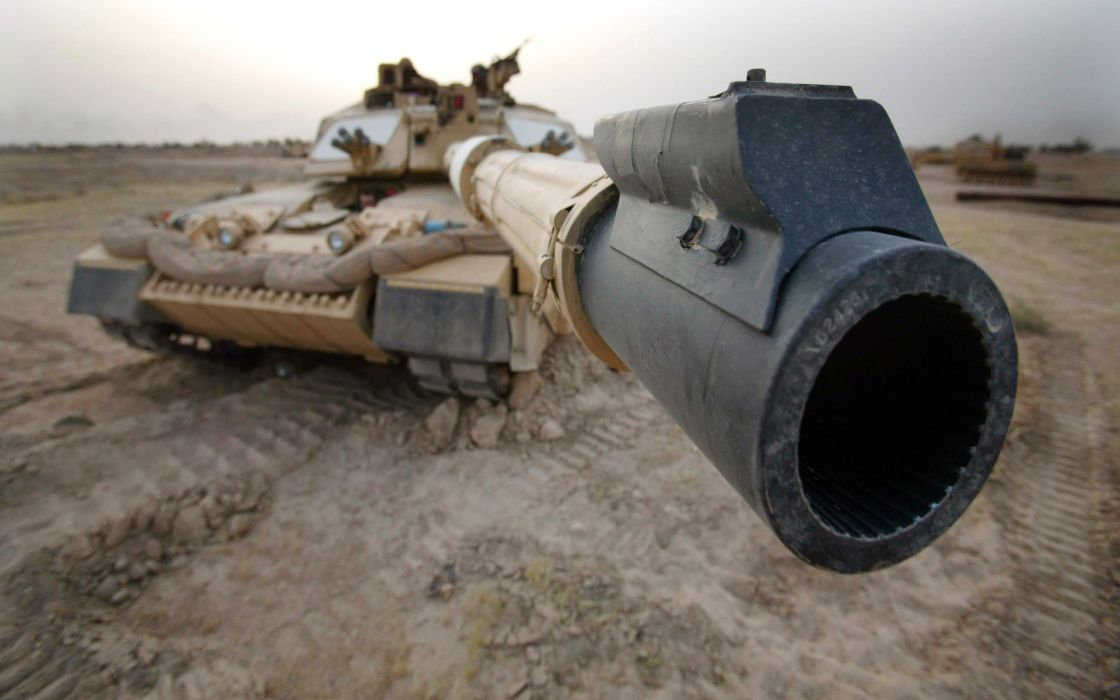 vehicles tanks weapons guns cannon muzzle machine mech track dirt army wallpaper