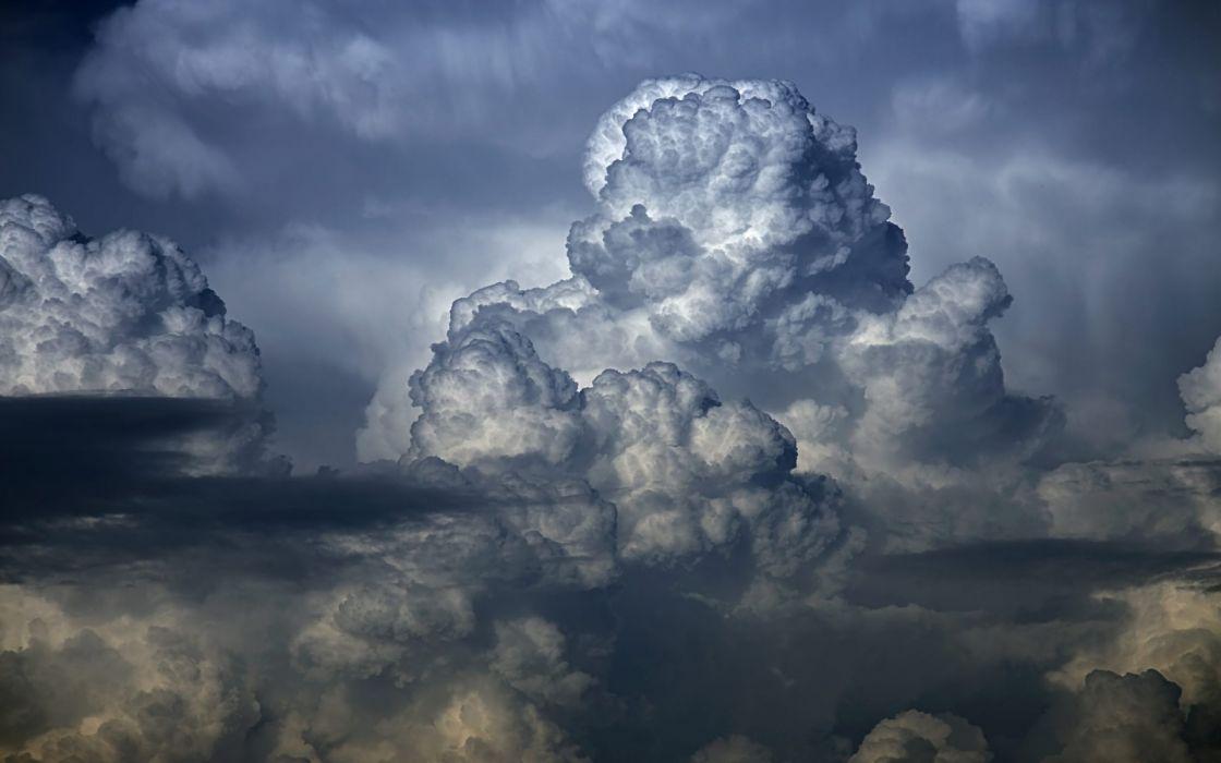 nature sky clouds vapor water scenic atmosphere wallpaper