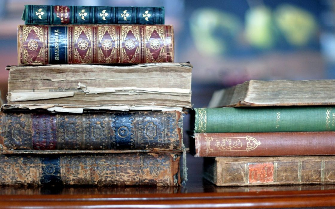 bokeh photography books close up macro library spine binding school table still life wallpaper