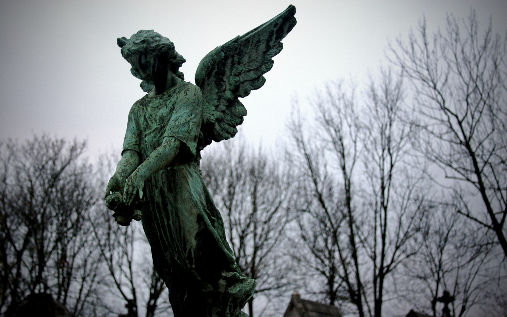 Photography Statue Monument Gothic Religion Sky Skies: Gothic Angels Photography Wings Cemetery Grave Graveyard