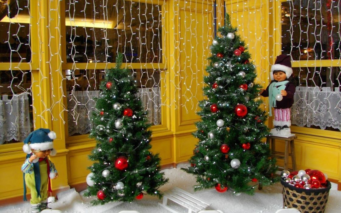 holidays christmas seasonal new year wallpaper