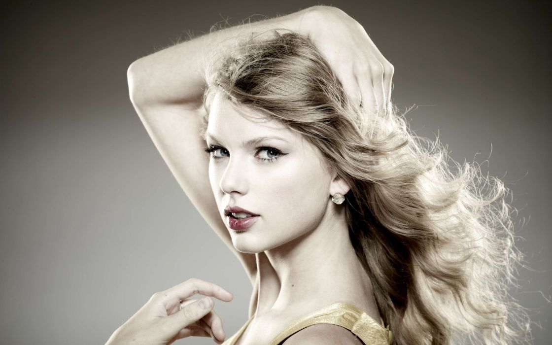 Taylor Swift entertainment music singer country musician celeb women females girls babes blondes face ayes lips pose wallpaper