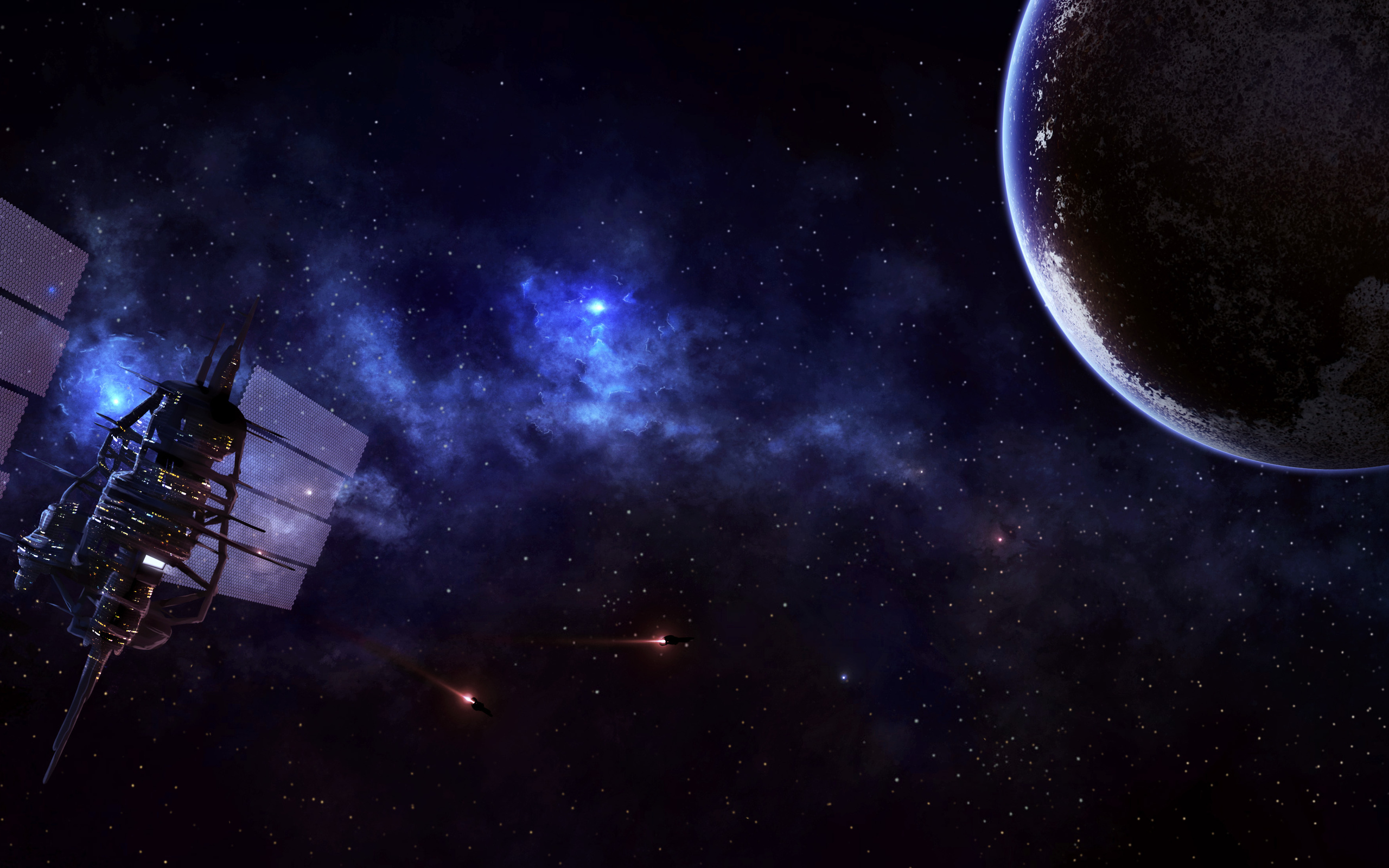 satellite sci fi nasa - photo #35