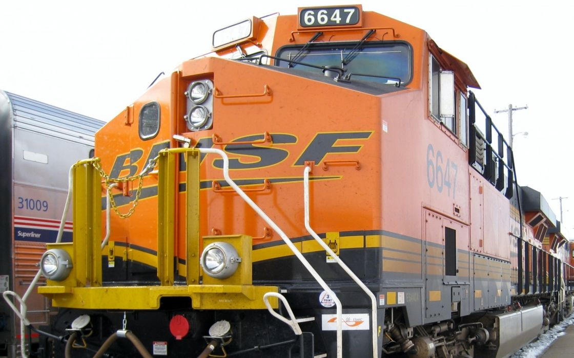 vehicles trains engine locomotive railroad tracks mech wallpaper