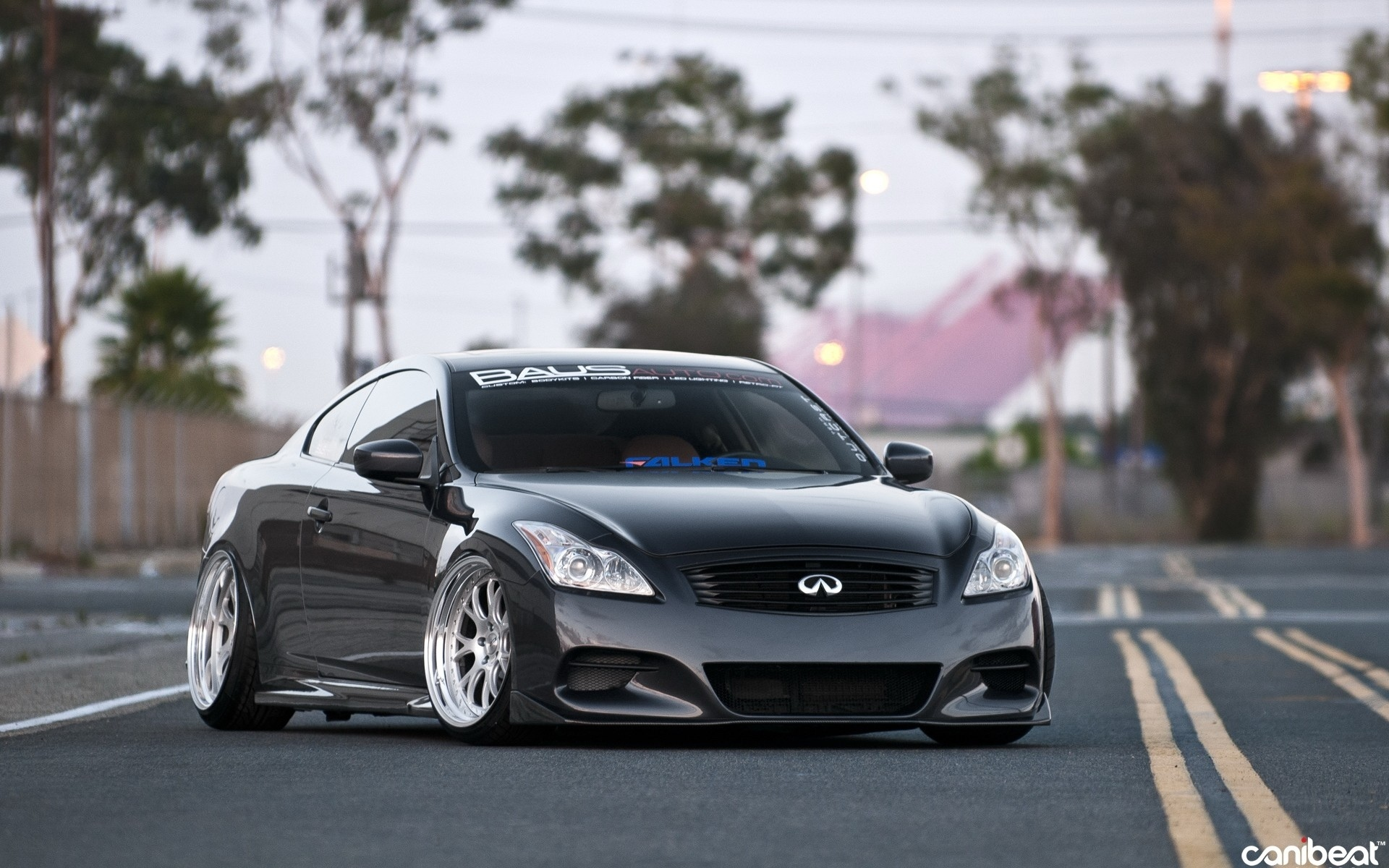 Infiniti G37 Vehicles Cars Auto Tuning Stance Wheels Roads