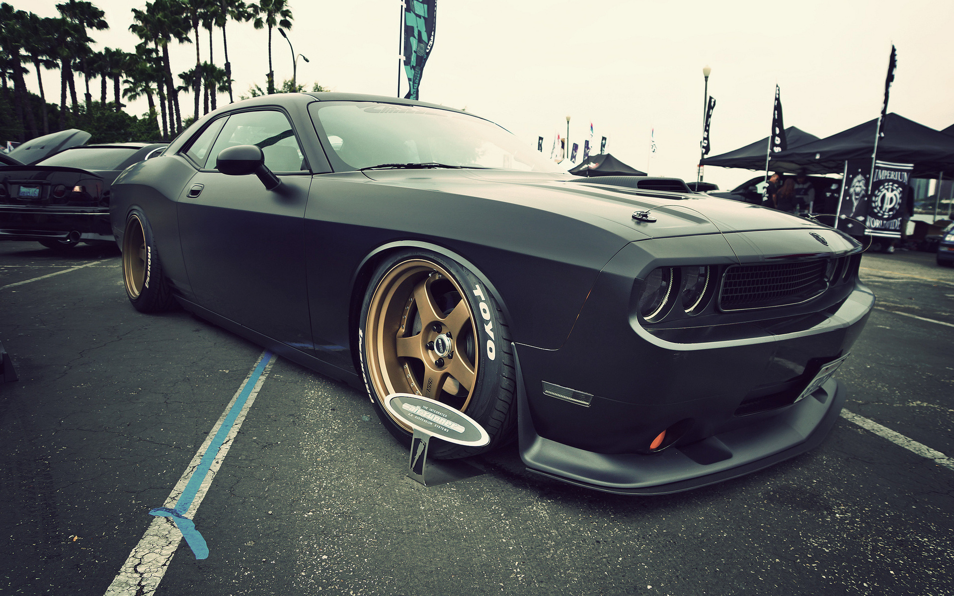 Tuning Cars: Dodge challenger vehicles exotic custom