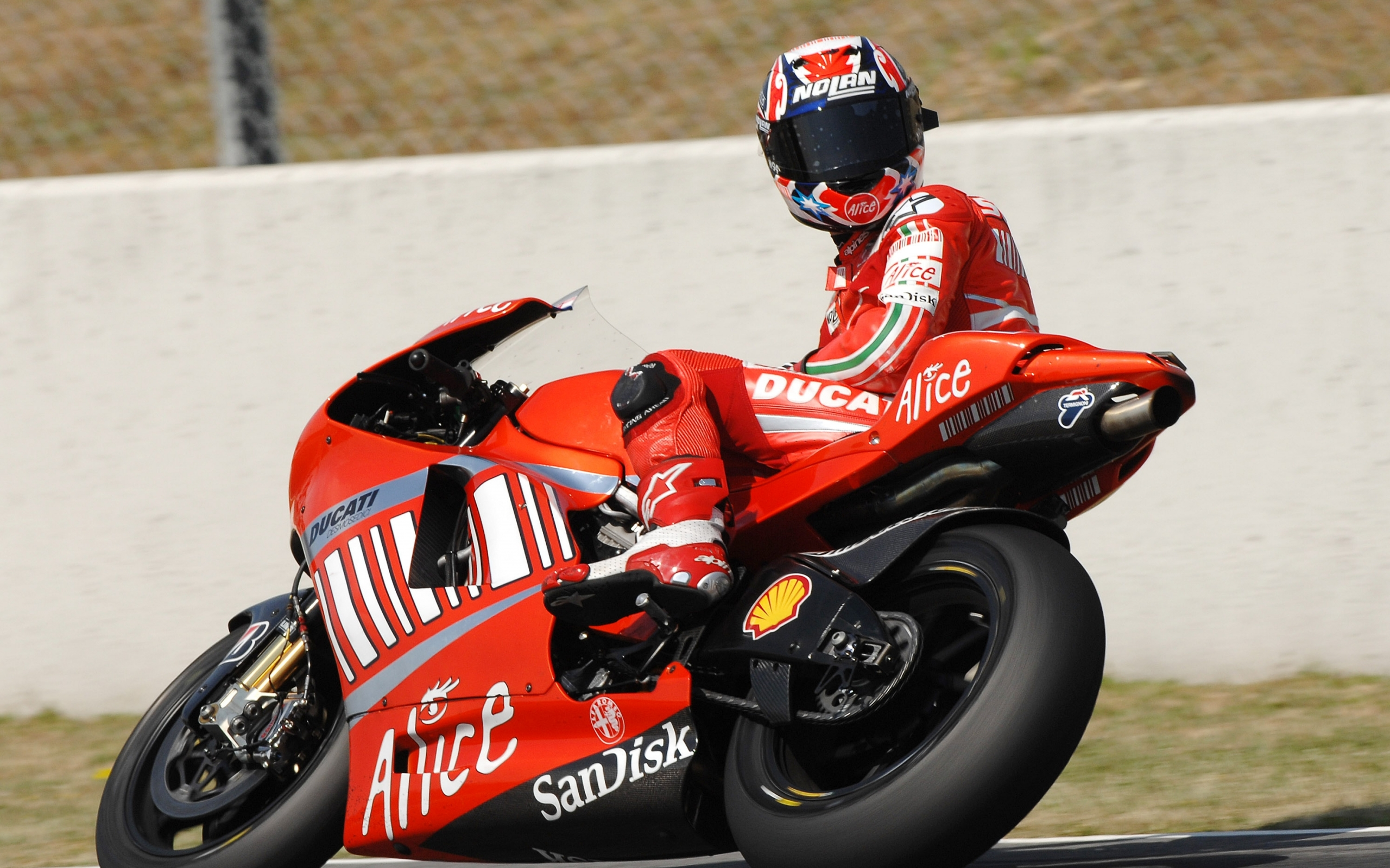 Ducati vehicles motorcycles motorbikes bikes red color ...