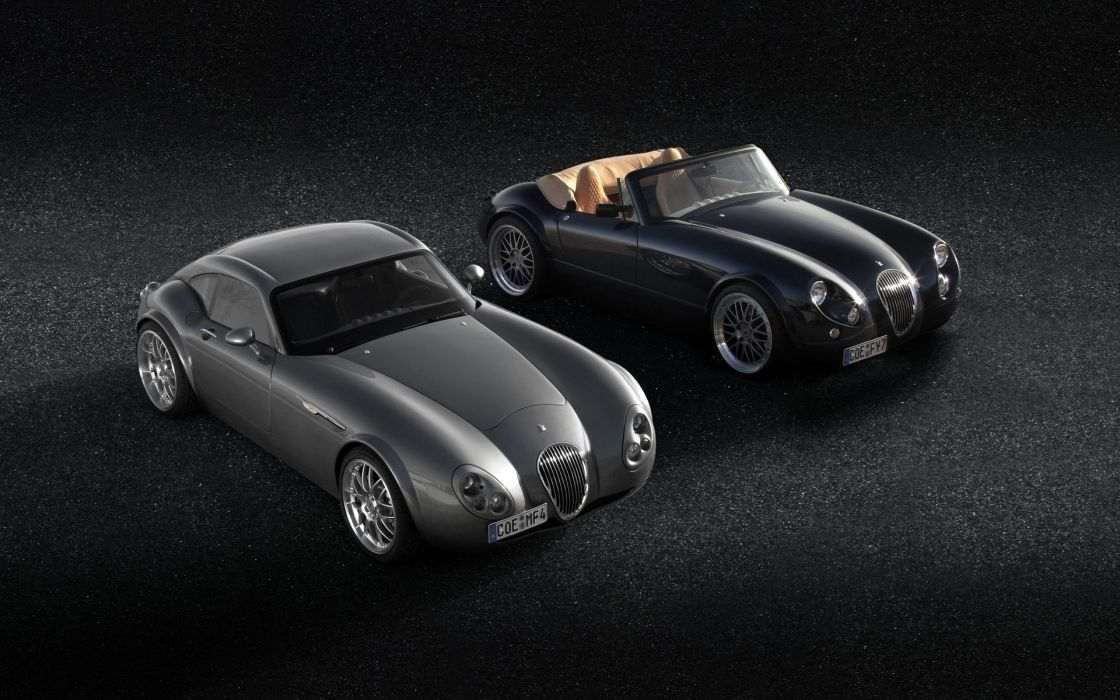Wiesmann exotic vehicles cars auto style wallpaper