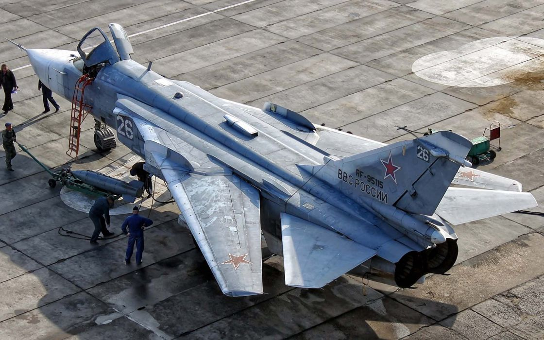 Su-24 Air Force Russia tactical bomber vehicles aircrafts airplanes jet fighter military weapons missile bomb wallpaper