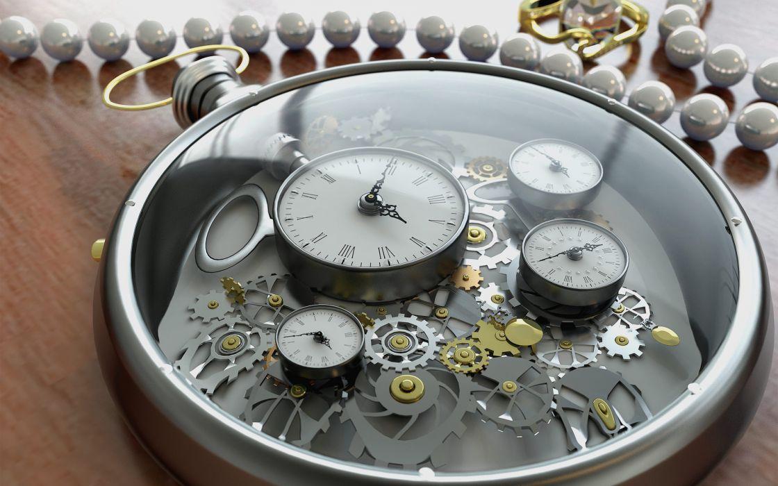 tech mech clock watch gear wheel dial numbers numerals jewelry bokeh mood face glass reflection wallpaper