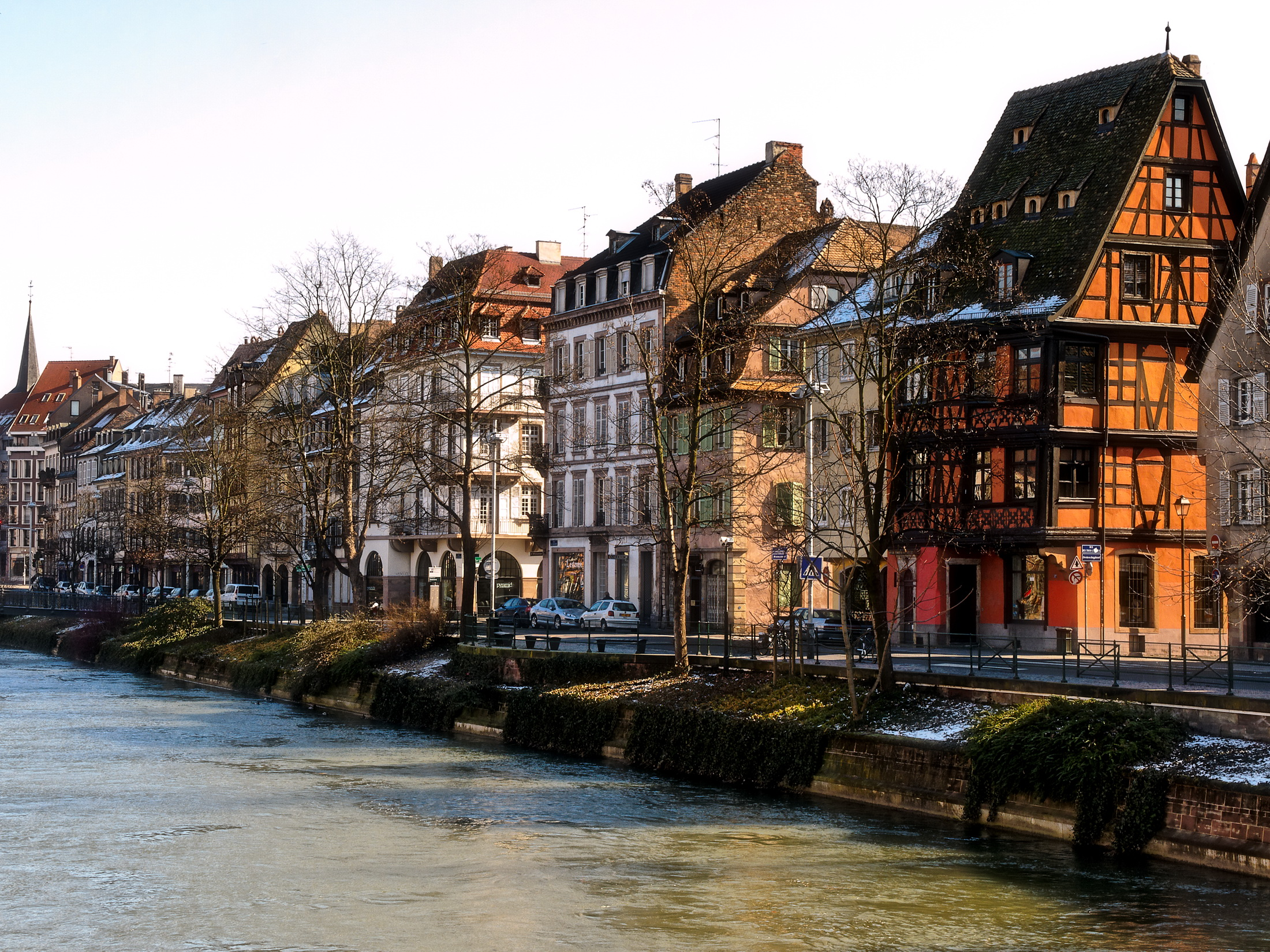 France strasbourg world architecture buildings apartments for Strasbourg architecture