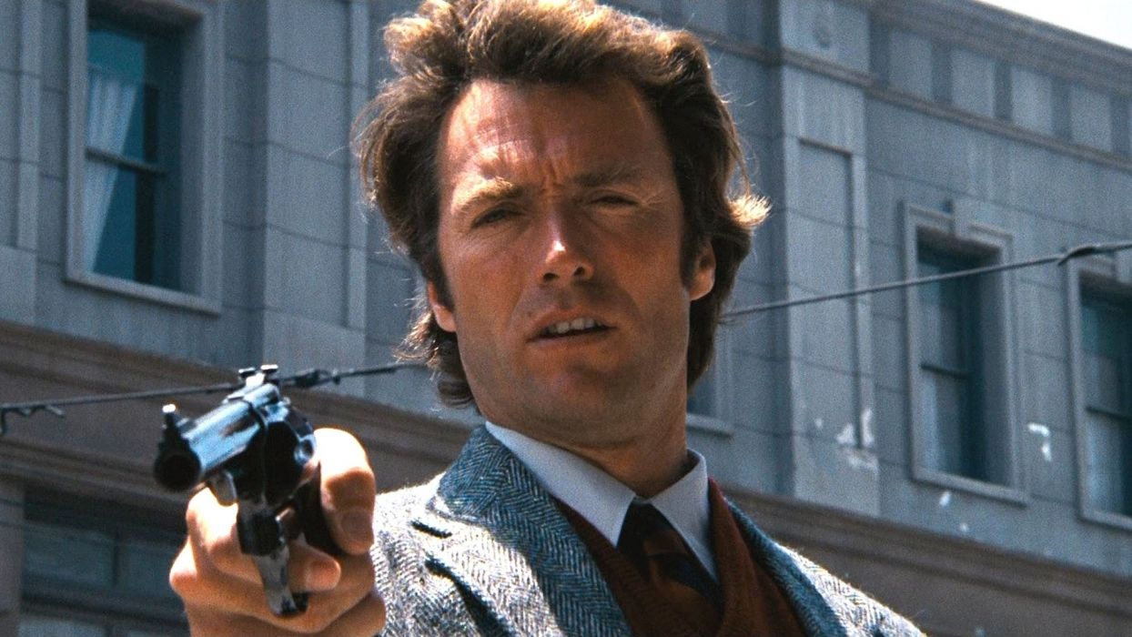 movies police clint eastwood dirty harry people men actor wallpaper