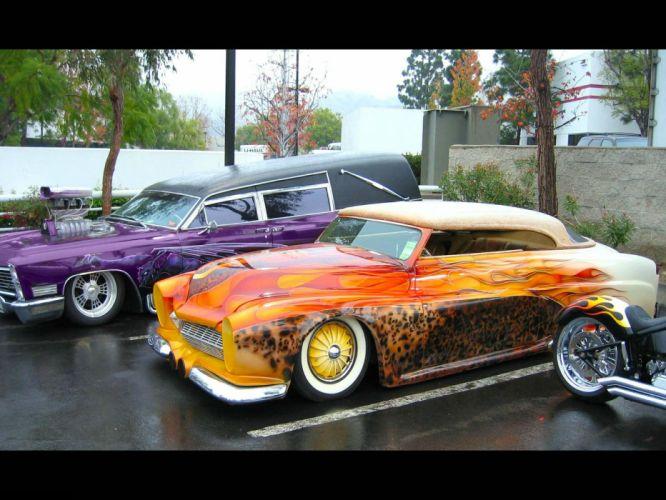 hot rod cars auto custom rat color fire wallpaper