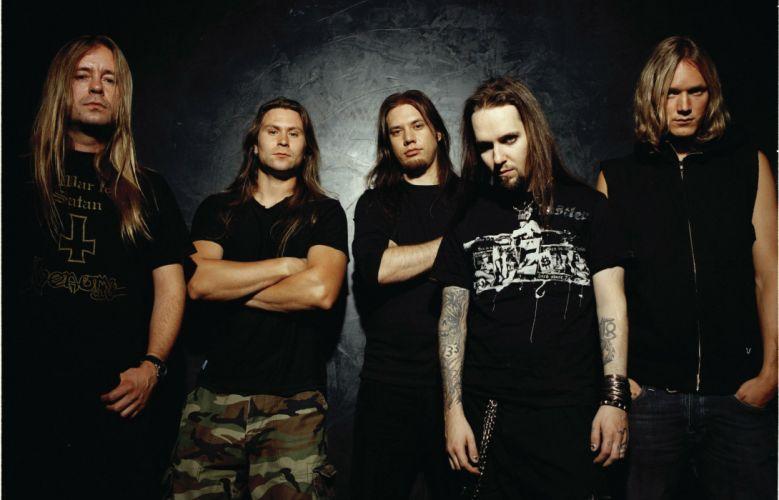 Children of Bodom metal heavy hard rock bands wallpaper