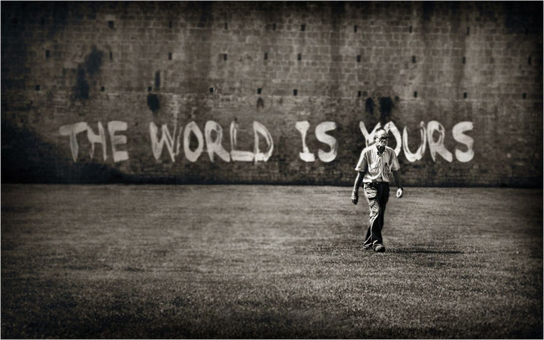graffiti dark anarchy people men wallpaper