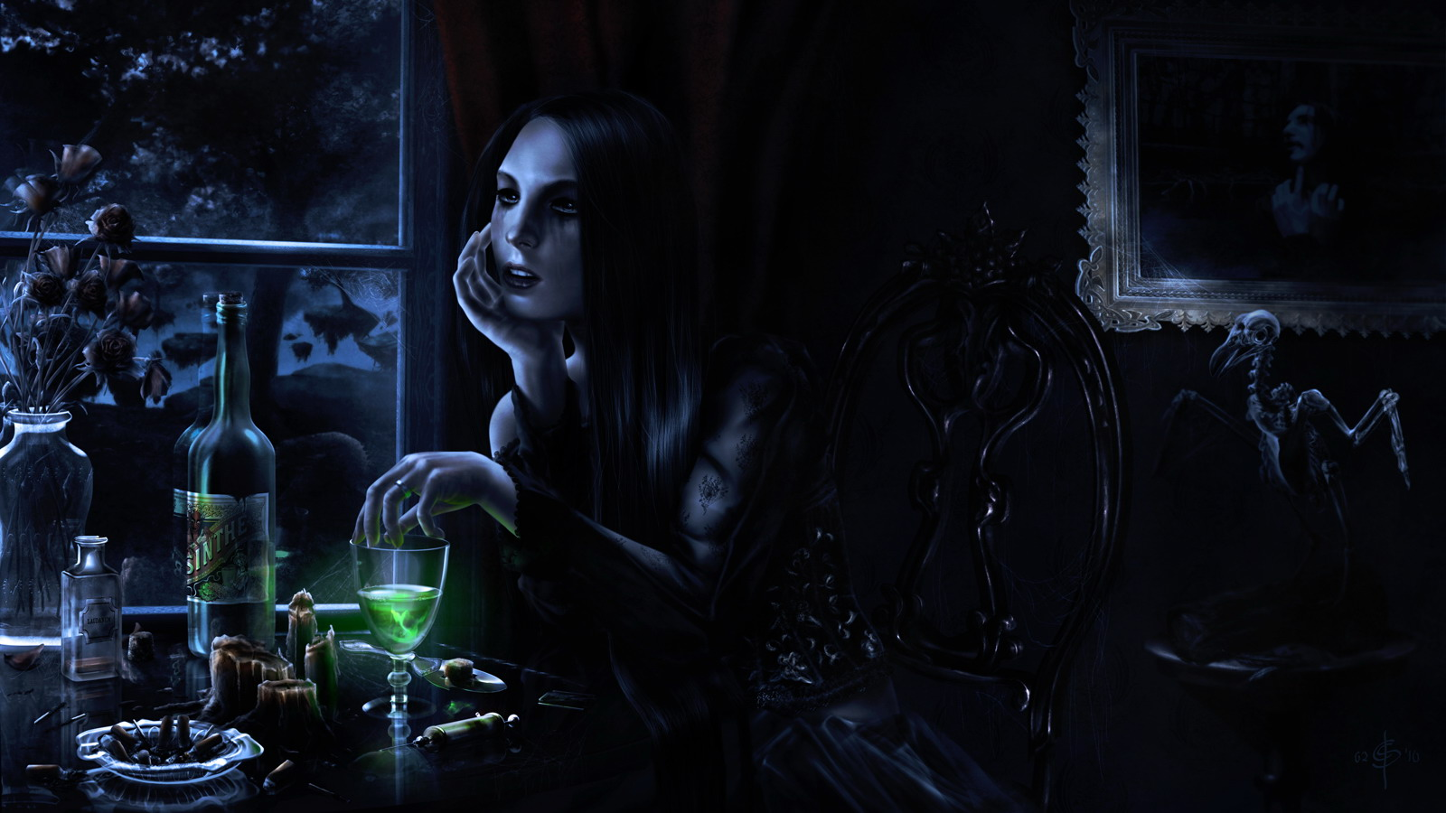 Fantasy - Vampire Wallpaper | Vampyr | Pinterest | Wallpaper