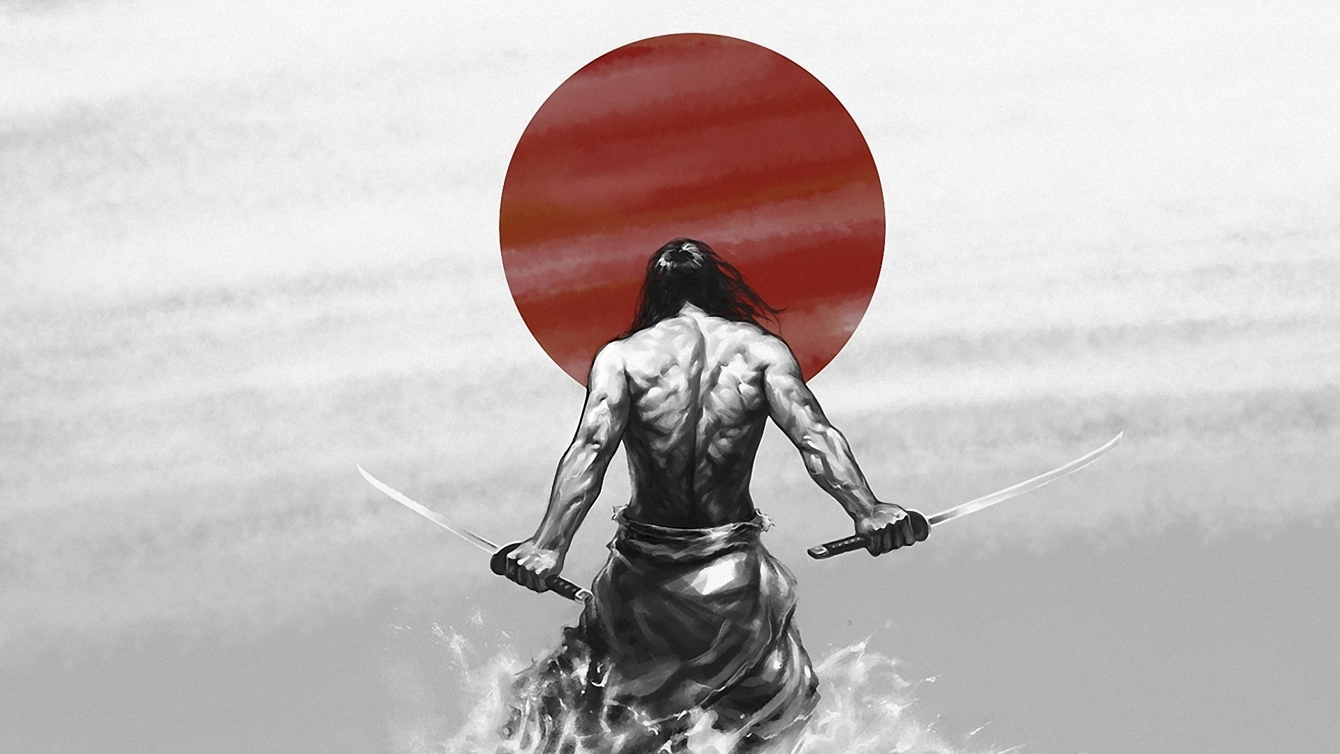 Samurai fantasy wallpaper | 1920x1080 | 28493 | WallpaperUP