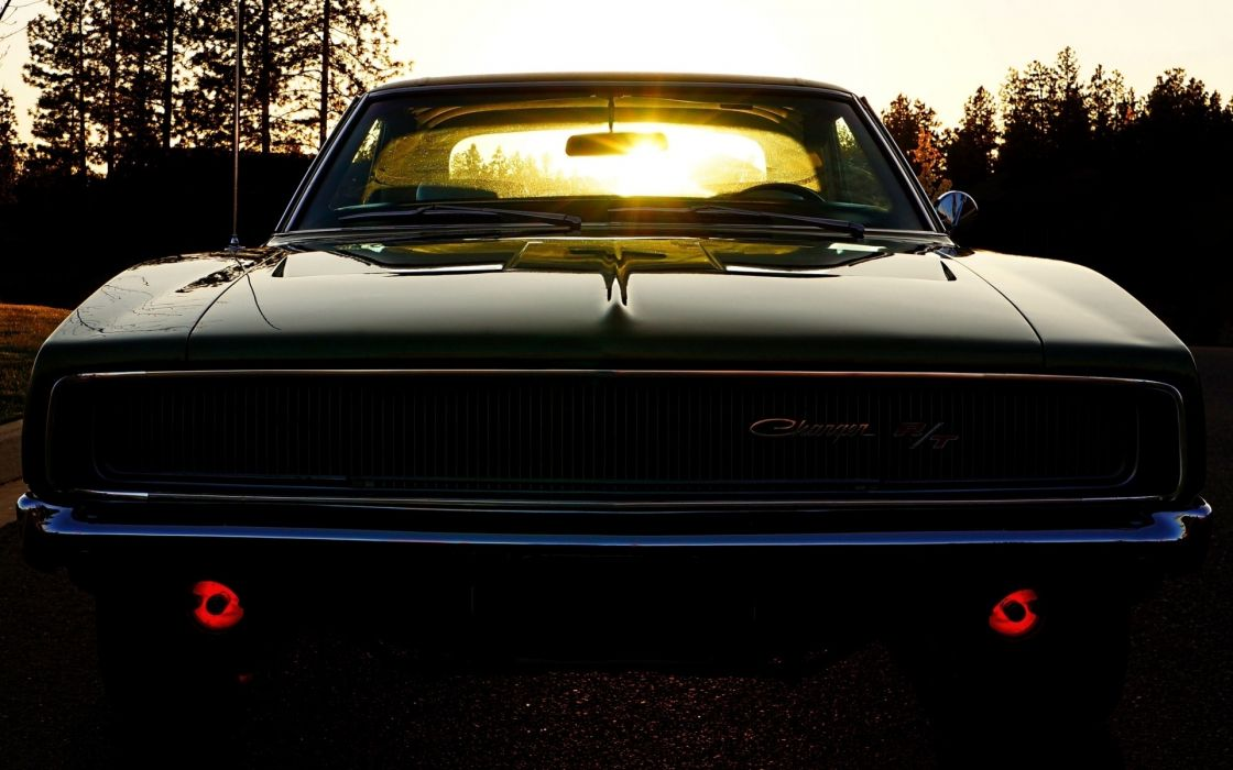 charger Dodge 1968 wallpaper