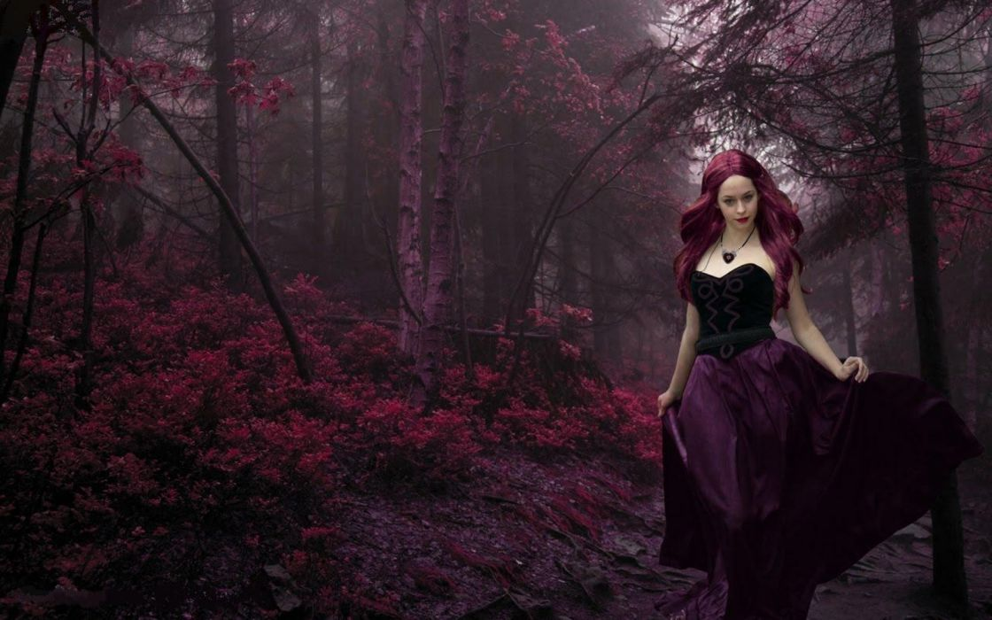 fantasy gothic women dark wallpaper
