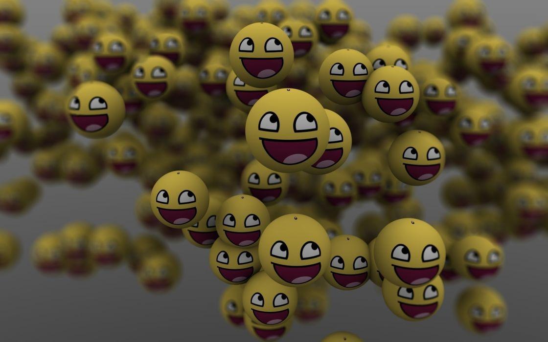 humor smiley wallpaper