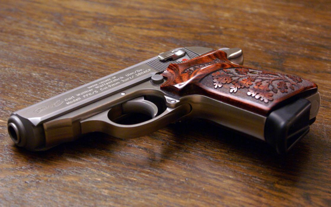 weapons guns wallpaper