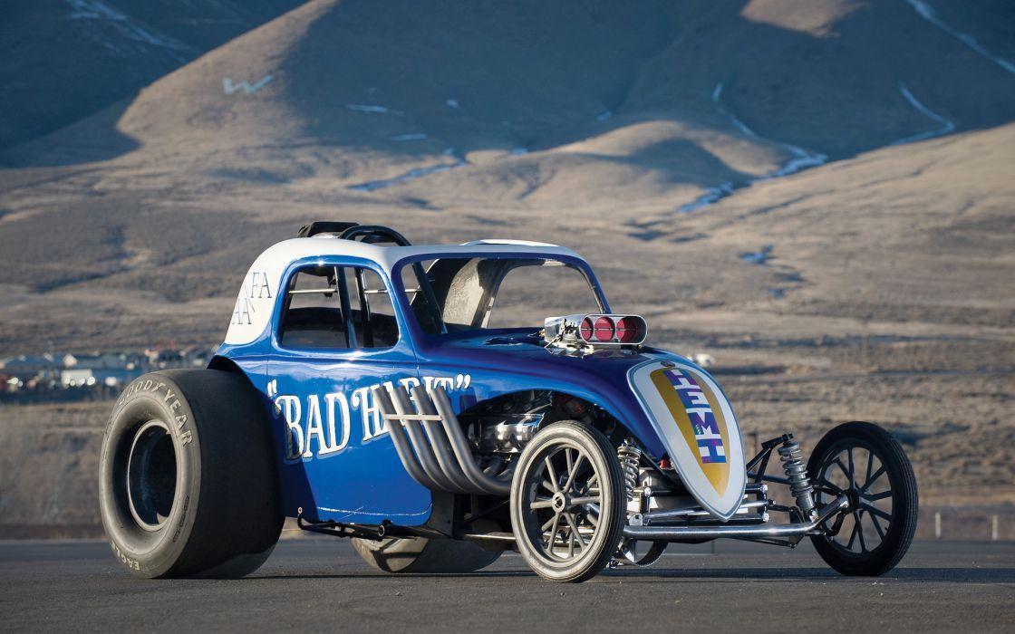 drag racing hot rod retro engine wallpaper