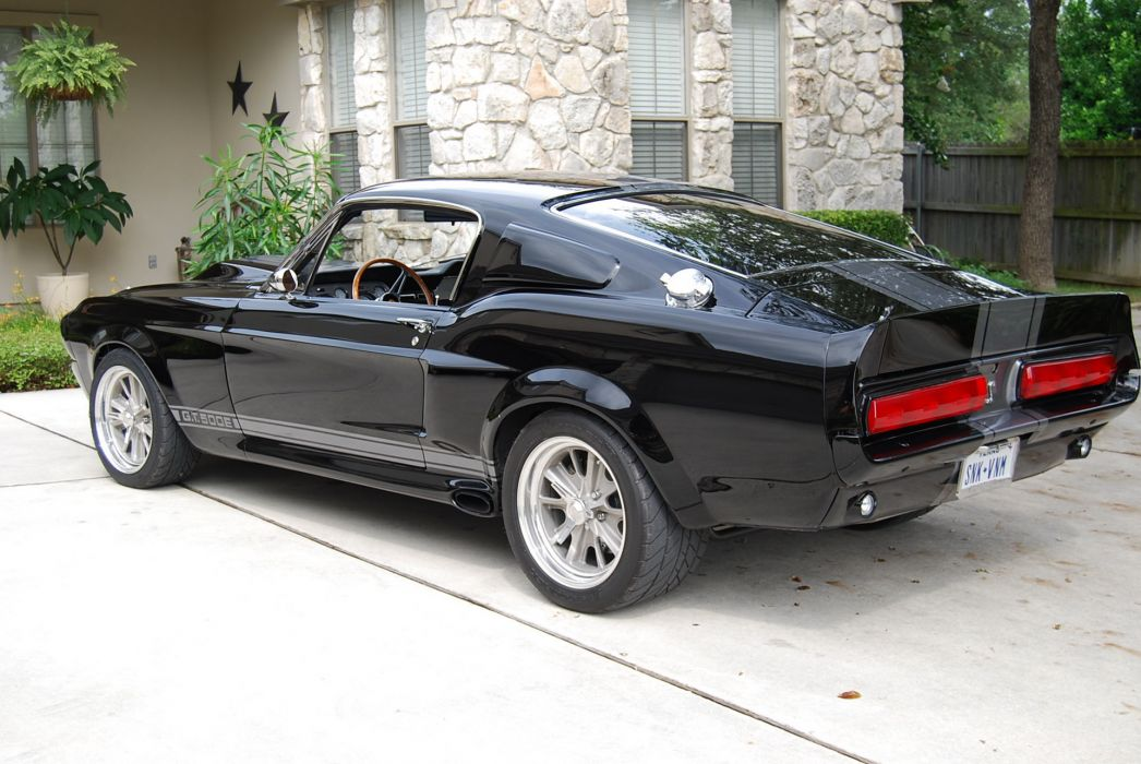 Shelby gt500e super snake ford mustang muscle cars wallpaper