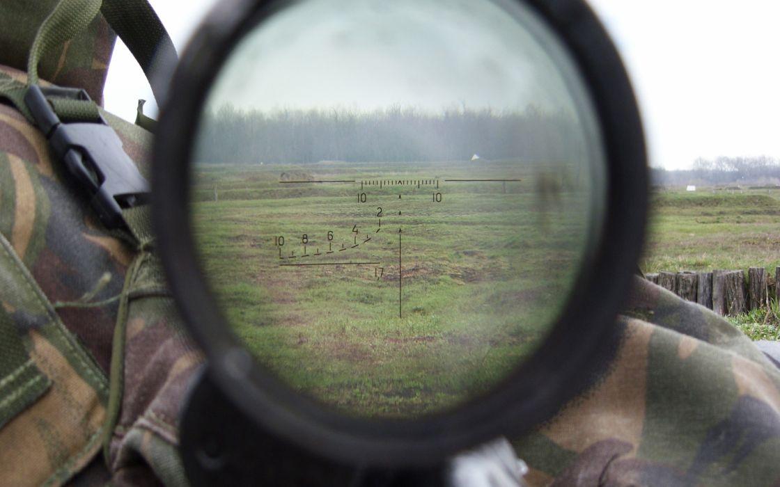 military weapons guns sniper warrior pov death wallpaper