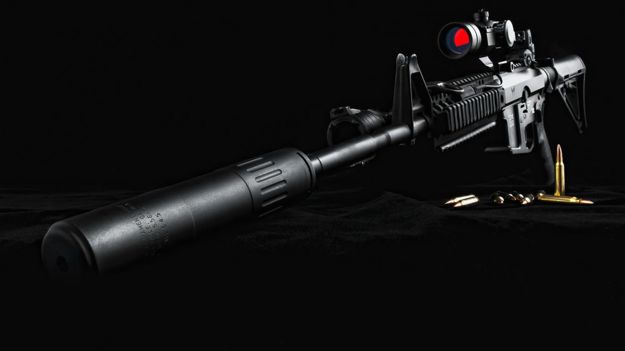 weapons guns rifle sniper scope ammo bullet ammunition military wallpaper