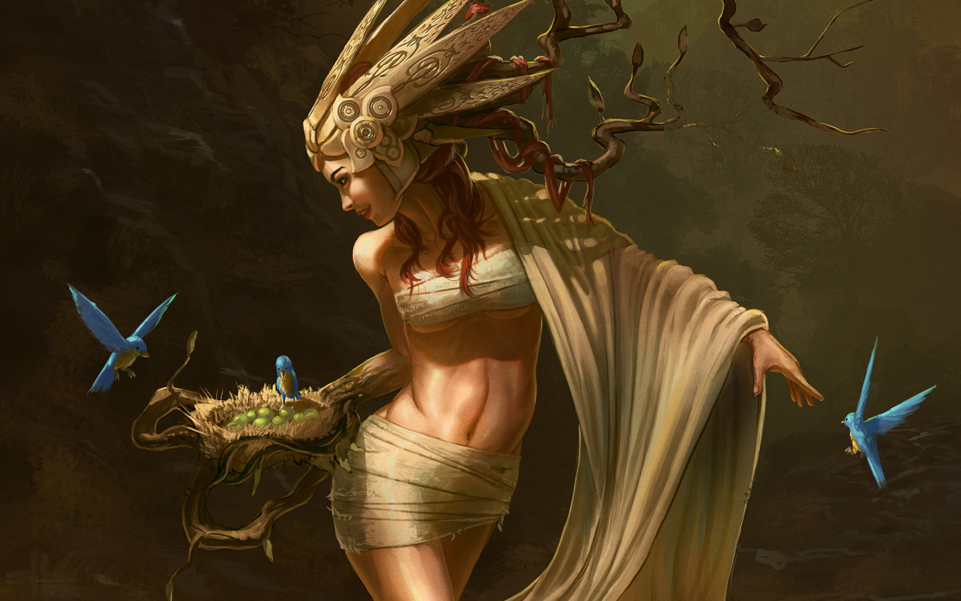 desktop erotic fantasy and wallpaper Free