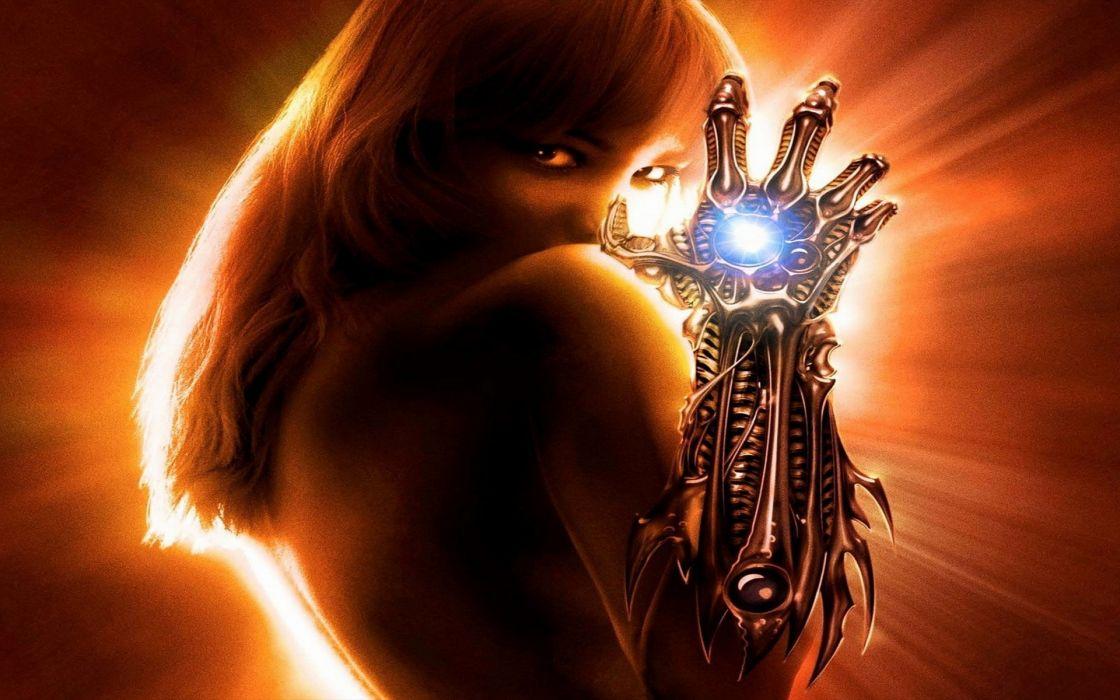 Comics Witchblade fantasy women cyborg wallpaper