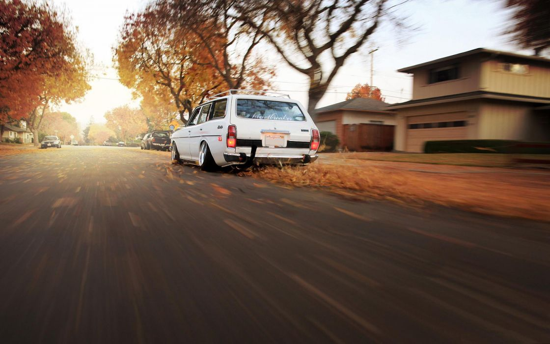 cars tuning low roads wallpaper