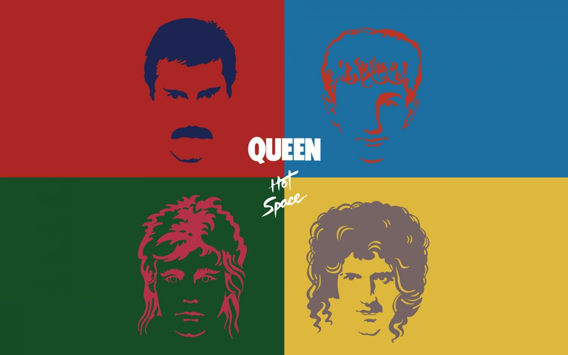 queen mercury album band wallpaper