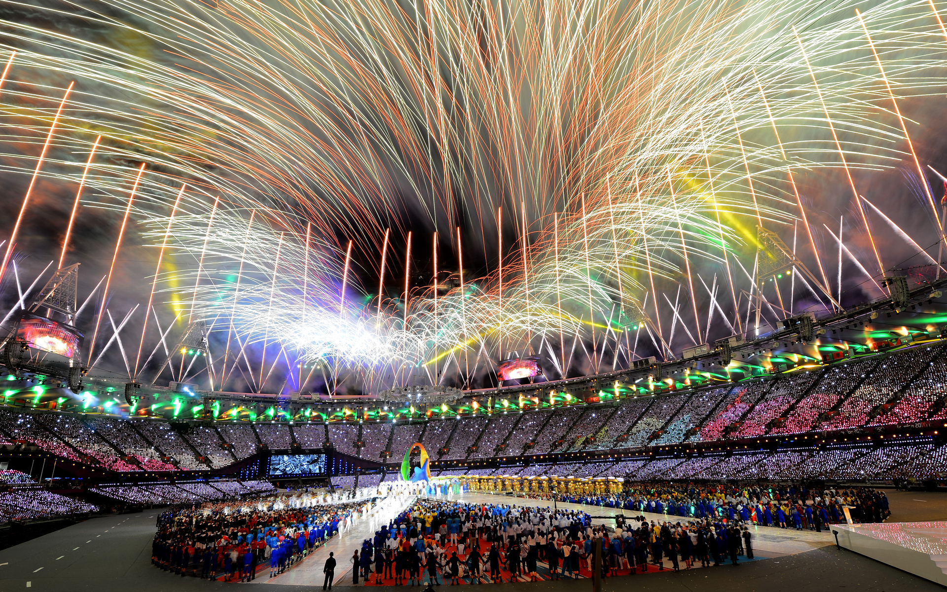 essay on olympic games 2012 london