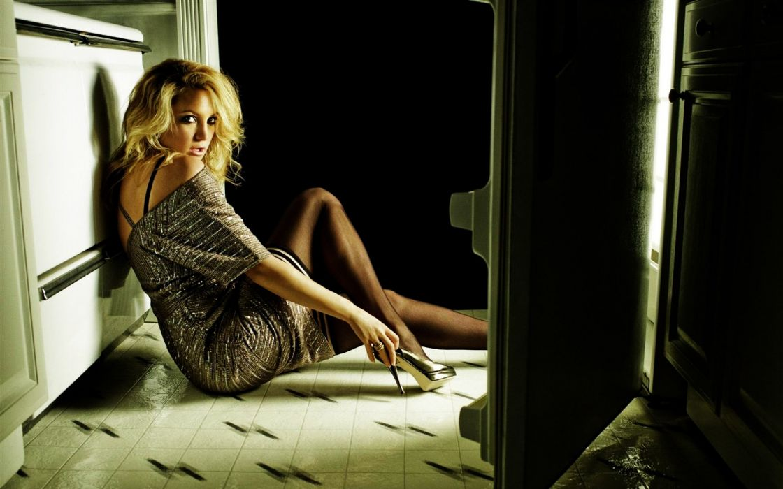 Celebrity Kate Hudson actress women sexy babe wallpaper