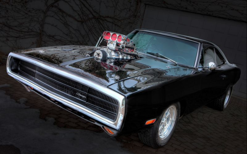 dodge charger hot rod tuning muscle cars wallpaper