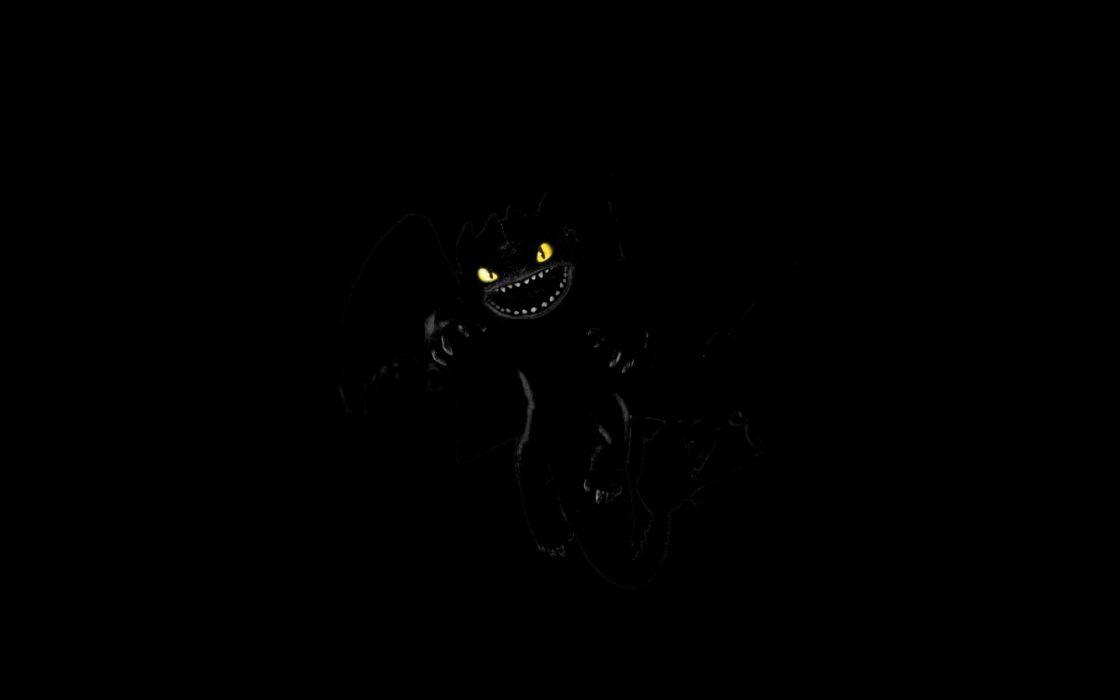 dark horror evil monster wallpaper
