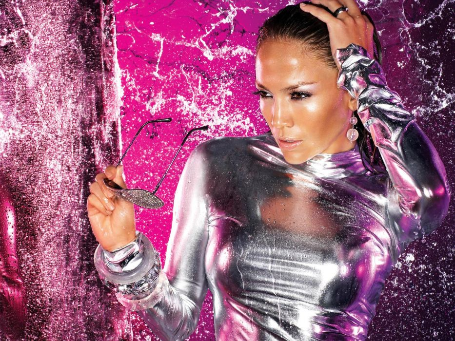 Jennifer Lopez music celeb women model sexy babe wallpaper